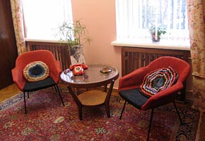 Korolev's Museum (living room),