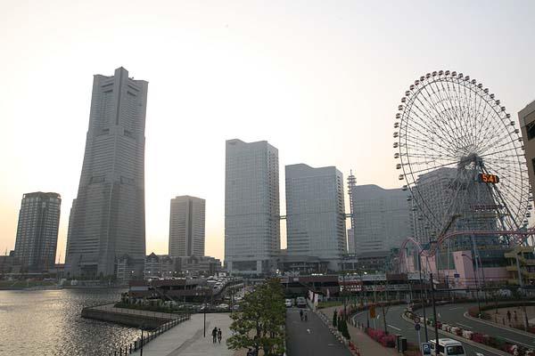 Minatomirai 21 Yokohama